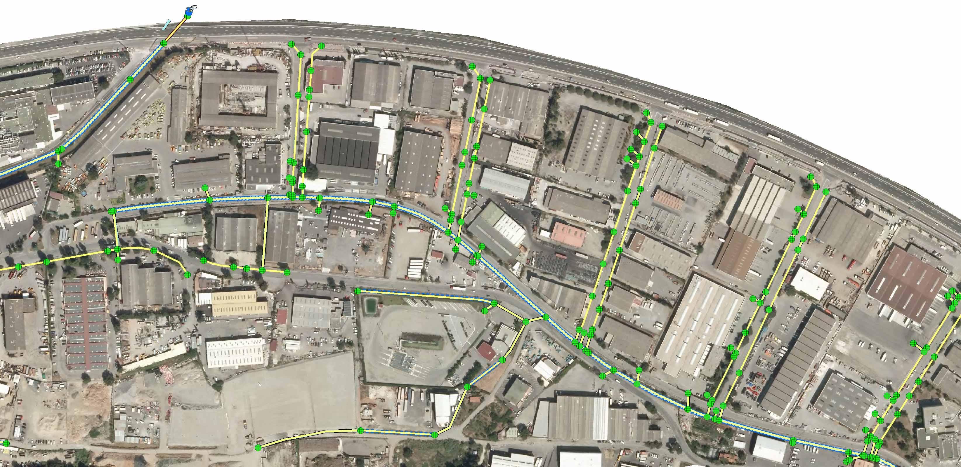 étude hydraulique urbaine